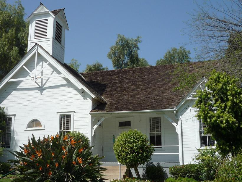 San Marcos Old Schoolhouse