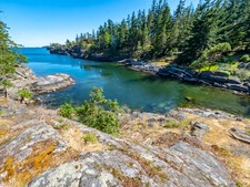 Gorgeous Waterfront Lot in Halfmoon Bay For Sale