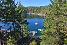 2 Storey Waterfront Home with Moorage in Halfmoon Bay For Sale