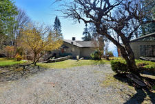 3 Bedroom Waterfront Home & Acreage in Gibsons For Sale