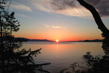 Rare Offering of Low-Bank Waterfront Acreage in Halfmoon Bay