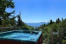 Private Ocean View Home in Halfmoon Bay for Sale