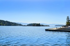 Waterfront Building Lot With Moorage in Pender Harbour For Sale