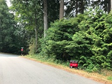 Ocean View Corner Lot in Selma Park, Sechelt For Sale