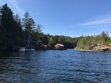 Over 200 Acres of Pristine Waterfront on Nelson Island For Sale