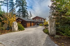 Low-Bank Waterfront Home at Silverstone West Sechelt For Sale