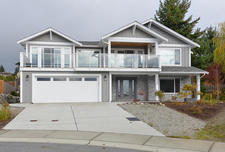 View Home with Suite in West Sechelt For Sale