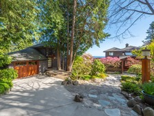 Waterfront Home & Cottage in Gibsons For Sale