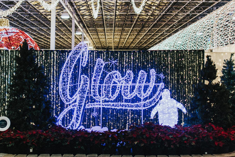Glow Christmas Market