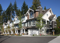 Burke Mountain Homes