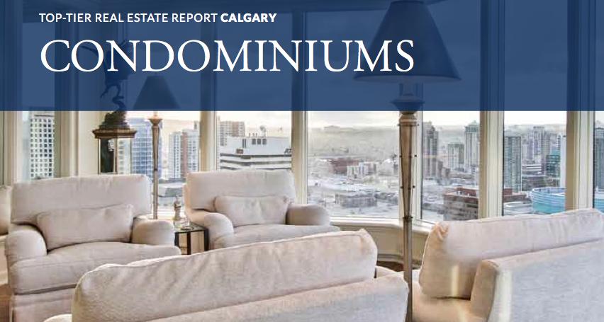Top Tier Report Condo Calgary