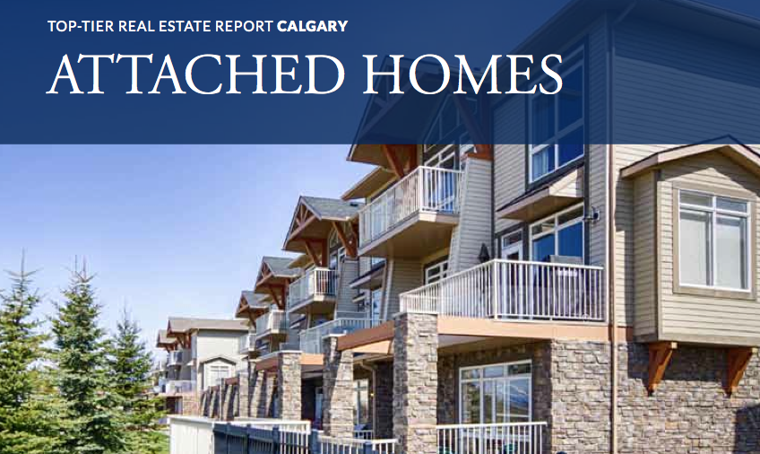 Top Tier Report Attached Calgary