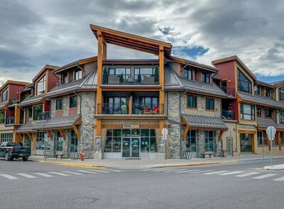Town Centre_Canmore Apartment for sale:  2 bedroom 1,115 sq.ft. (Listed 2020-09-17)