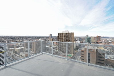 Downtown Calgary Penthouse For Sale The Castello 2 Bedroom