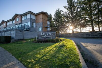 Abbotsford Townhouse for sale: Argyle 3 bedroom 1 sq.ft. (Listed 2021-01-15)