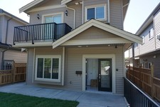 Burnaby Duplex:  3 bedroom