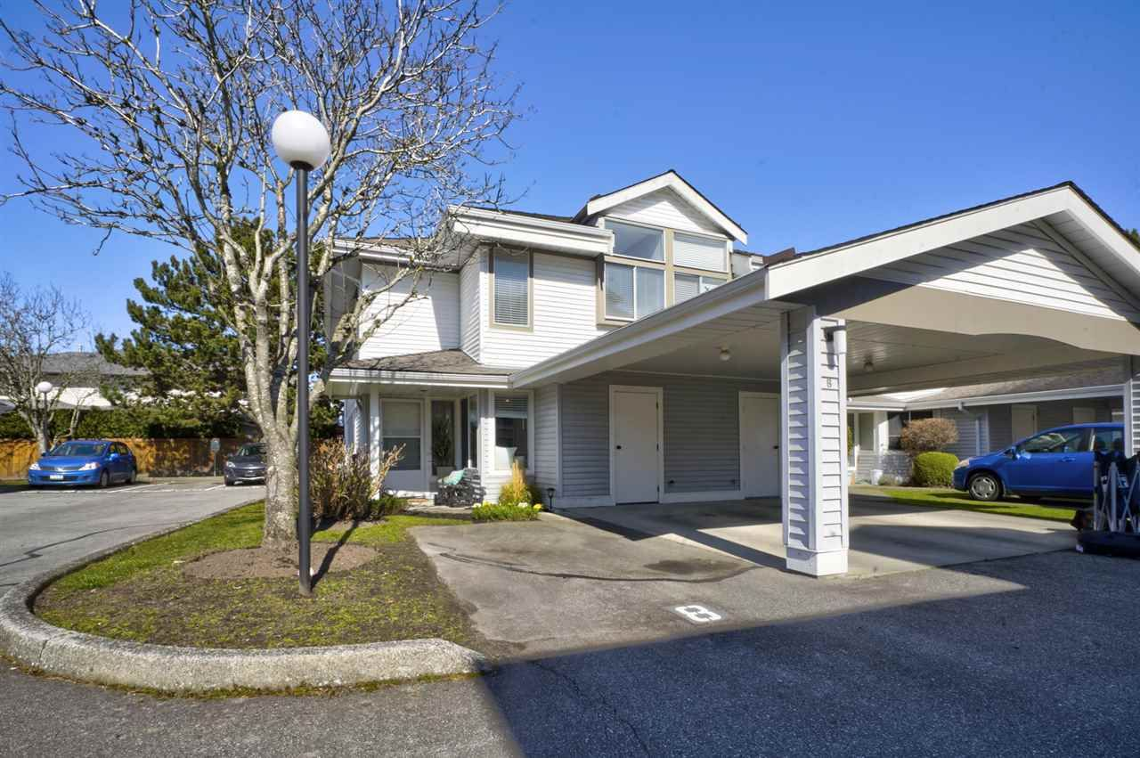 Steveston Village Townhouse for sale:  3 bedroom 1,628 sq.ft. (Listed 2021-03-17)