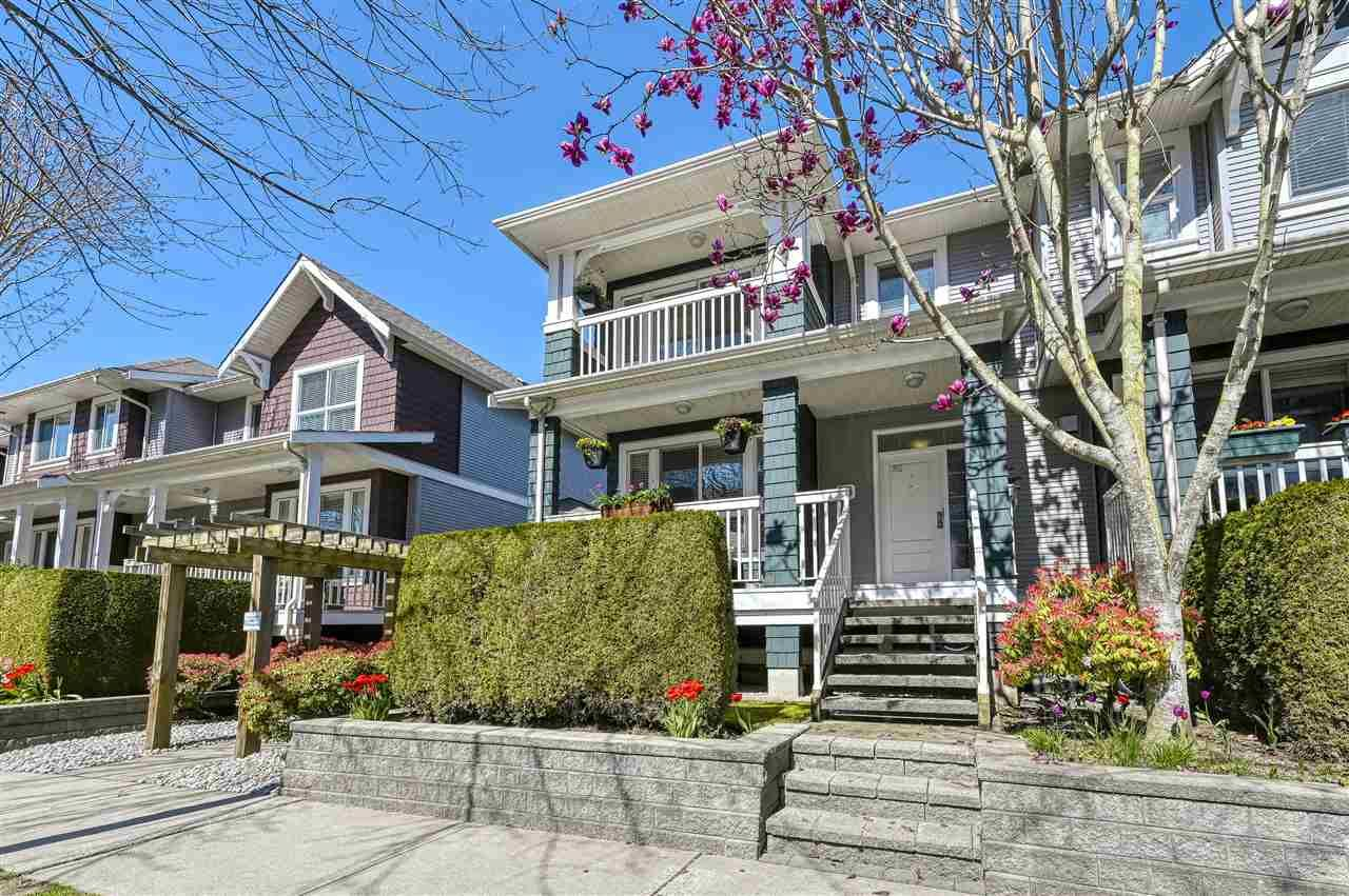 Steveston South Townhouse for sale:  3 bedroom 1,867 sq.ft. (Listed 2021-04-22)