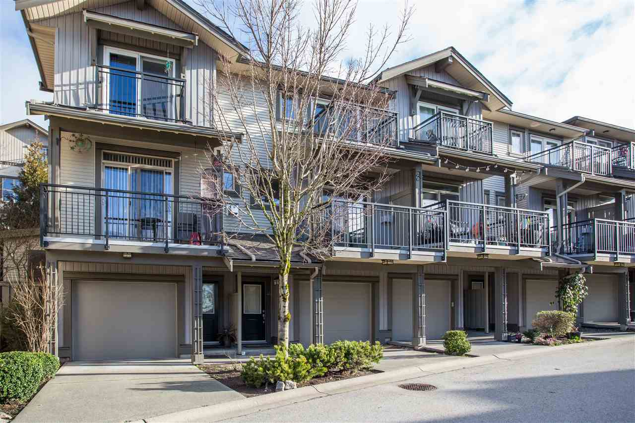 Willoughby Heights Townhouse for sale:  2 bedroom 1,341 sq.ft. (Listed 2020-02-18)