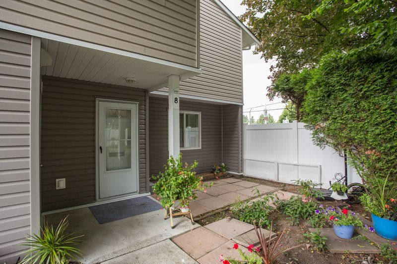 Langley City Townhouse for sale:  3 bedroom 1,384 sq.ft. (Listed 2020-08-19)