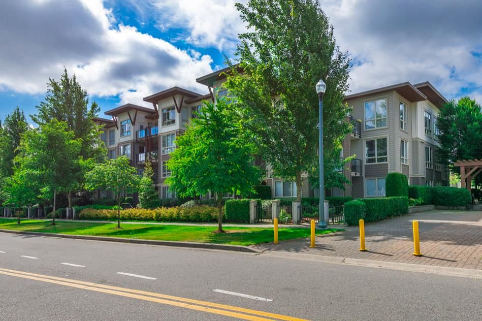 Grandview Condo for sale: The Morgan  1 bedroom 355 sq.ft. (Listed 2020-12-06)