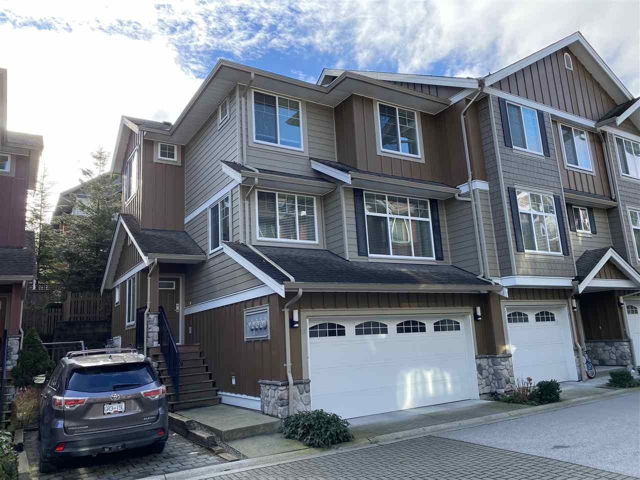 Grandview Surrey Townhouse for sale:  4 bedroom 2,042 sq.ft. (Listed 2021-01-31)