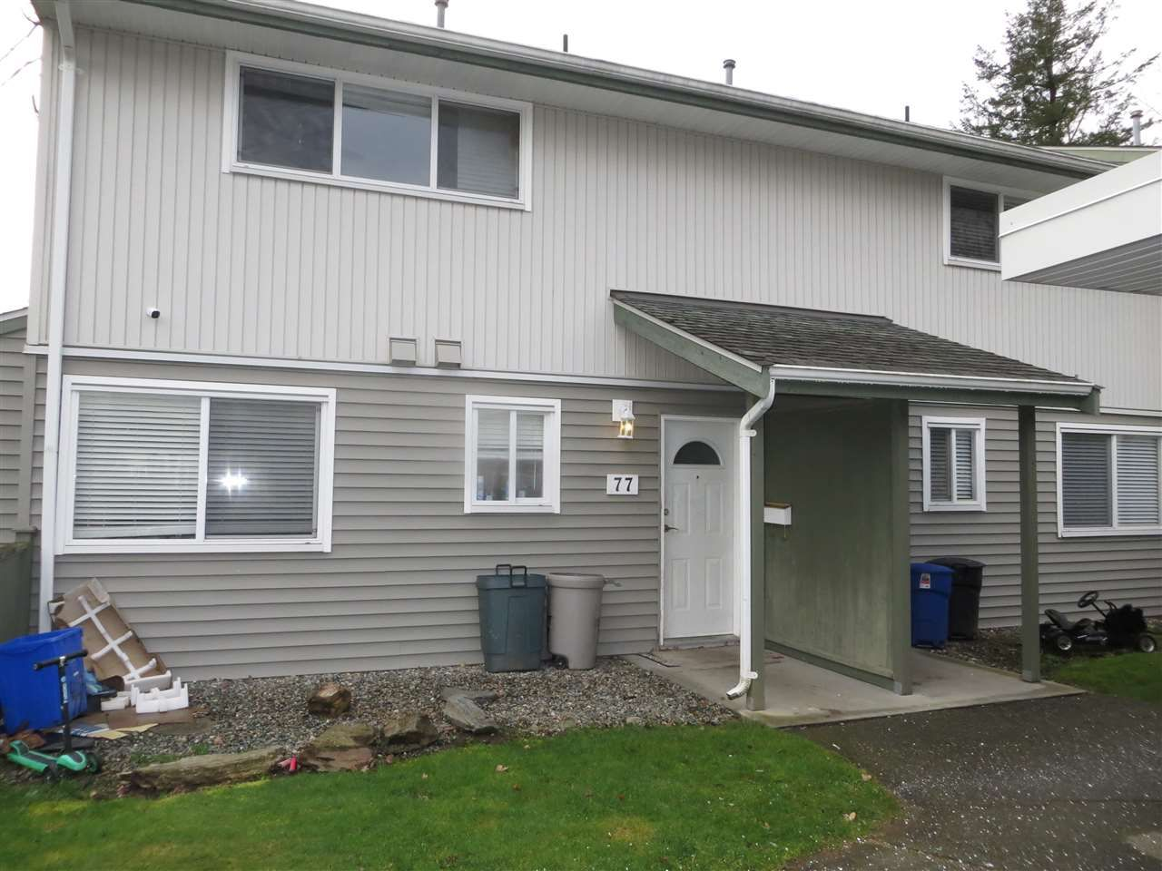 Chilliwack W Young-Well Townhouse for sale:  3 bedroom 1,248 sq.ft. (Listed 2021-02-03)