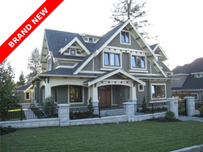 South Granville House for sale:  5 bedroom 5,752 sq.ft. (Listed 2012-02-05)