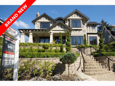 Shaughnessy House for sale:  6 bedroom 4,992 sq.ft. (Listed 2010-03-26)