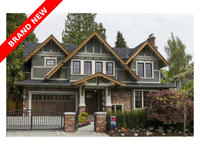 South Granville House for sale:  6 bedroom 5,957 sq.ft. (Listed 2014-05-01)