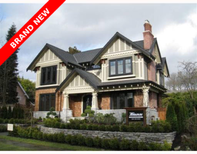 South Granville House/Single Family for sale:  6 bedroom 5,089 sq.ft. (Listed 2009-04-01)