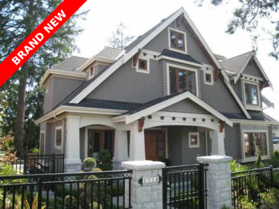 South Granville House for sale:  6 bedroom 5,446 sq.ft. (Listed 2011-02-28)
