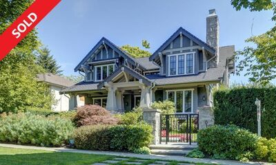 South Granville House/Single Family for sale:  7 bedroom 7,035 sq.ft. (Listed 2021-02-22)