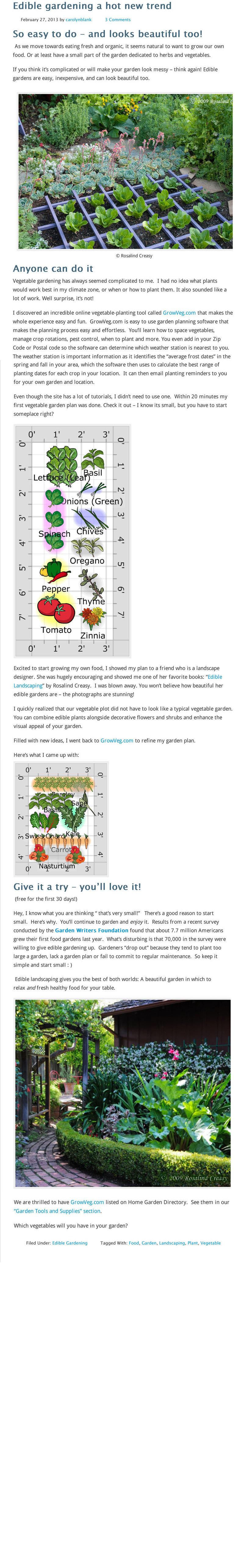Edible-Gardening--Home-Garden-Directory