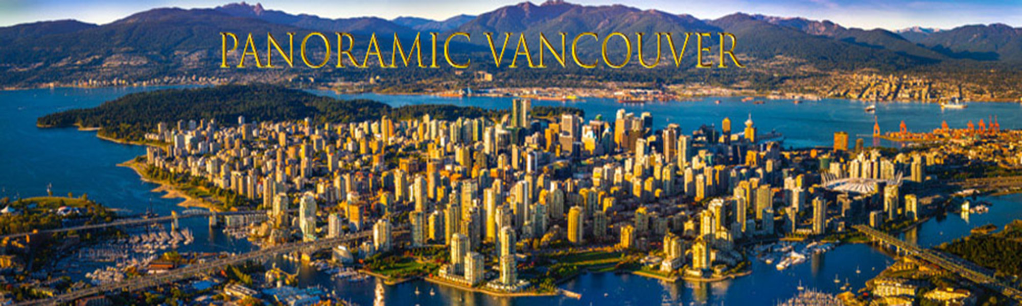 panoramic vancouver