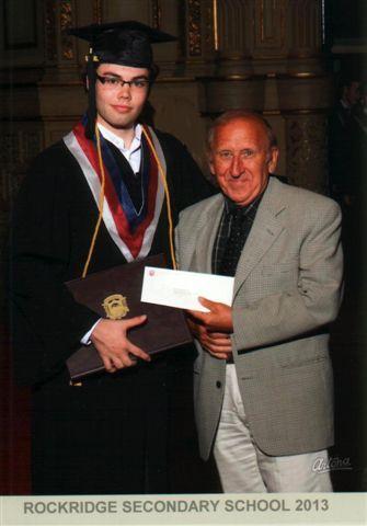 Boy Graduate