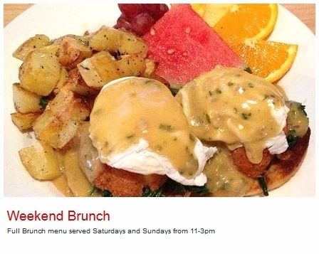 Pastameli Weekend Brunch