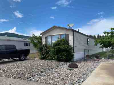 Vernon Mobile for sale:  3 bedroom 1,216 sq.ft. (Listed 2019-06-28)