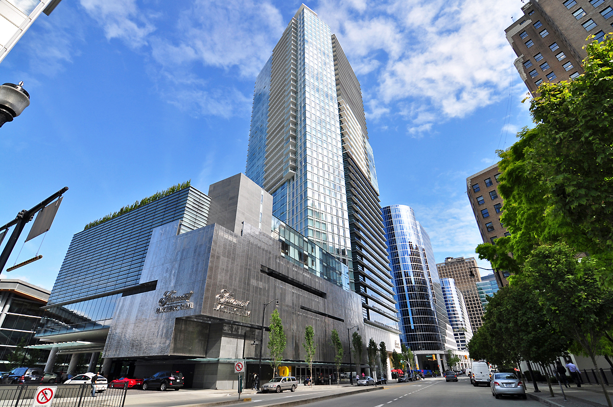 Coal Harbour Condo for sale: The Fairmont Pacific Rim 2 bedroom 2,320 sq.ft. (Listed 2013-09-04)