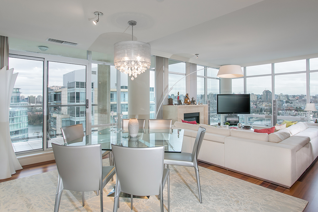 Yaletown Condo for sale: Kings Landing 2 bedroom 1,644 sq.ft. (Listed 2014-12-30)