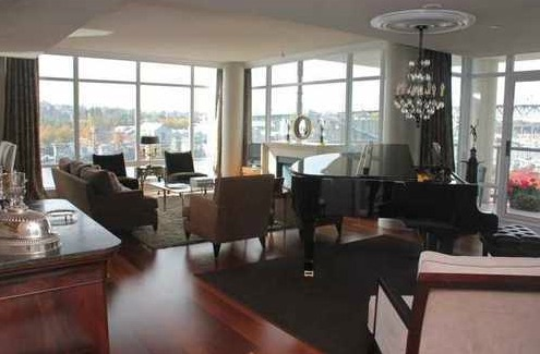 Yaletown Apartment for sale: Concord Pacific 3 bedroom 2,190 sq.ft. (Listed 2015-02-05)