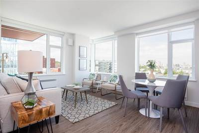 Mount Pleasant VE Condo for sale:  2 bedroom 957 sq.ft. (Listed 2018-06-20)