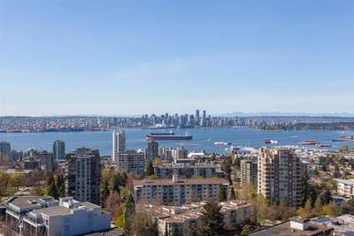 Central Lonsdale Condo for sale: 2 bedroom 1,620 sq.ft. Cetreview