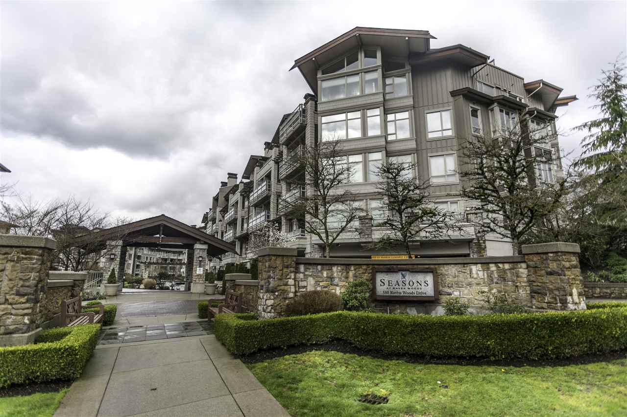 Roche Point Condo for sale:  1 bedroom 497 sq.ft. (Listed 2016-04-14)