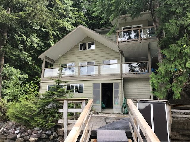 Indian Arm House for sale:  4 bedroom 1,102 sq.ft. (Listed 2019-05-26)