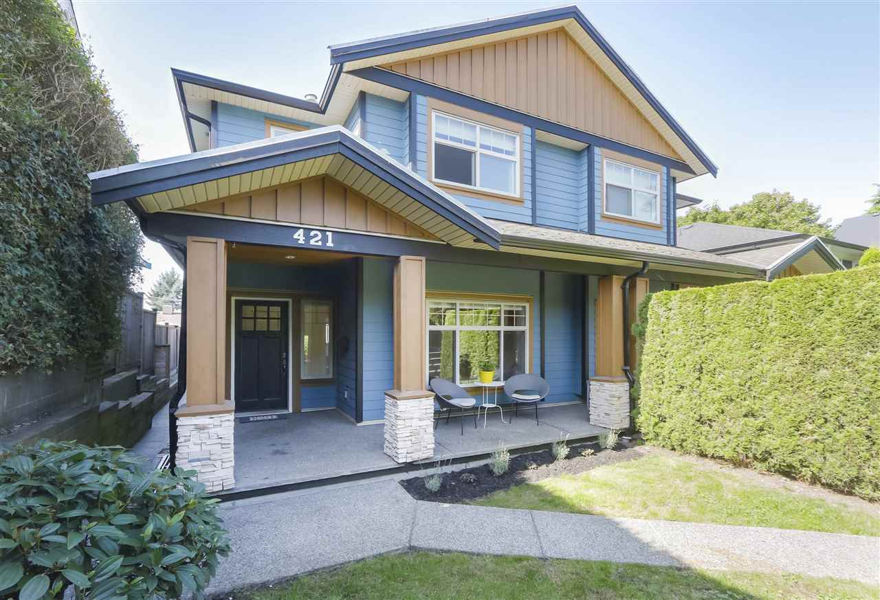 Lower Lonsdale Duplex for sale:  5 bedroom 2,569 sq.ft. (Listed 2019-08-08)