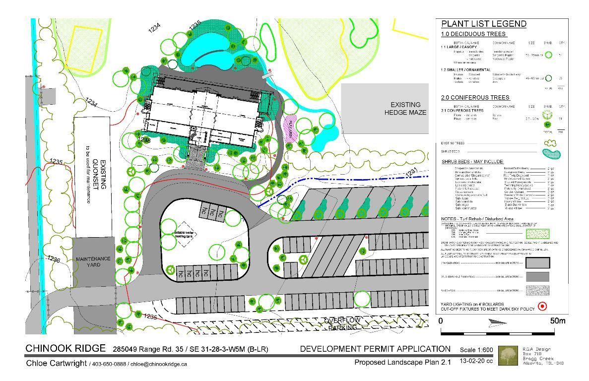 Landscape plan 2.1