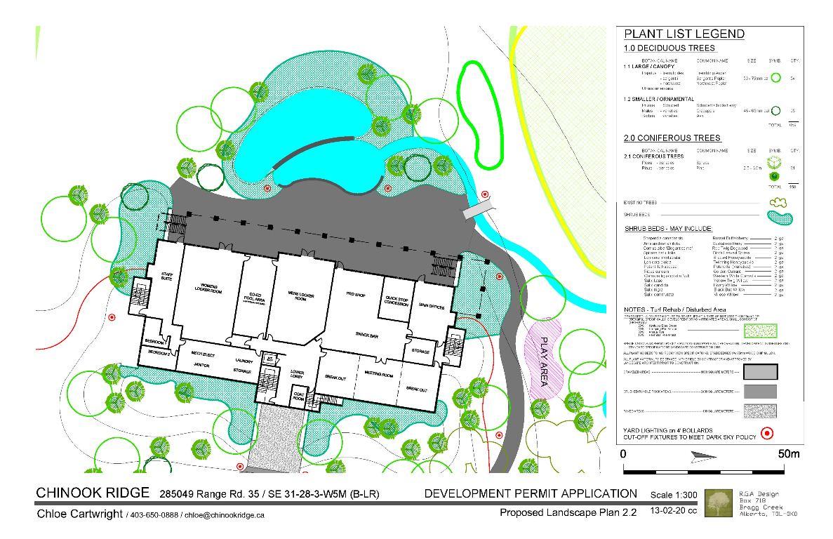 Landscape plan 2.2