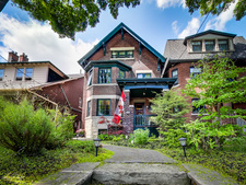 Riverdale - Playter Estates 3 storey detached for sale:  5 bedroom 2,700 sq.ft. (Listed 2015-05-18)