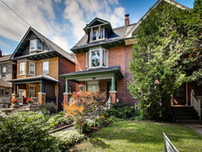 Riverdale - Playter 3 storey semi-detached for sale:  4 bedroom  (Listed 2015-08-12)